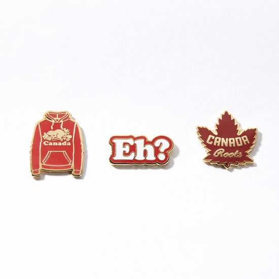 Canada Pin Set 3 Pack