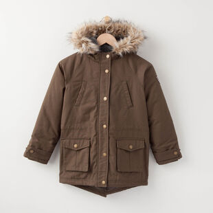 Roots - Girls Abby Parka