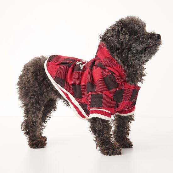 Roots X Canada Pooch Buffalo Plaid - Size 10