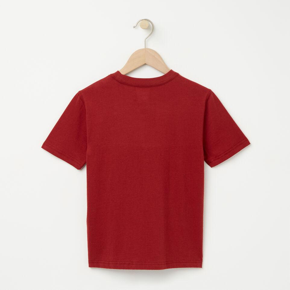 Roots-undefined-Garçons T-shirt Viande Fumée-undefined-B