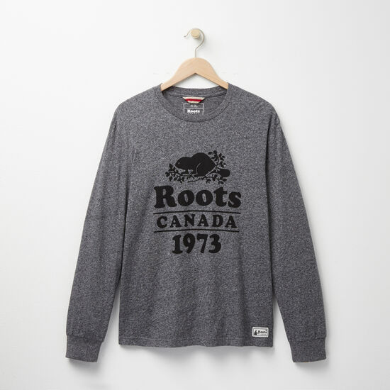 Roots - T-shirt Manches Longues Cabane