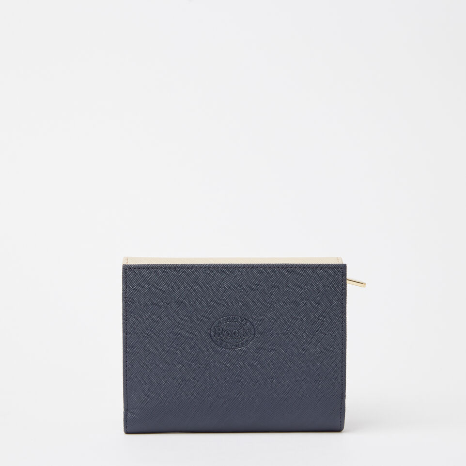 Roots-undefined-Kelly Wallet Saffiano-undefined-C