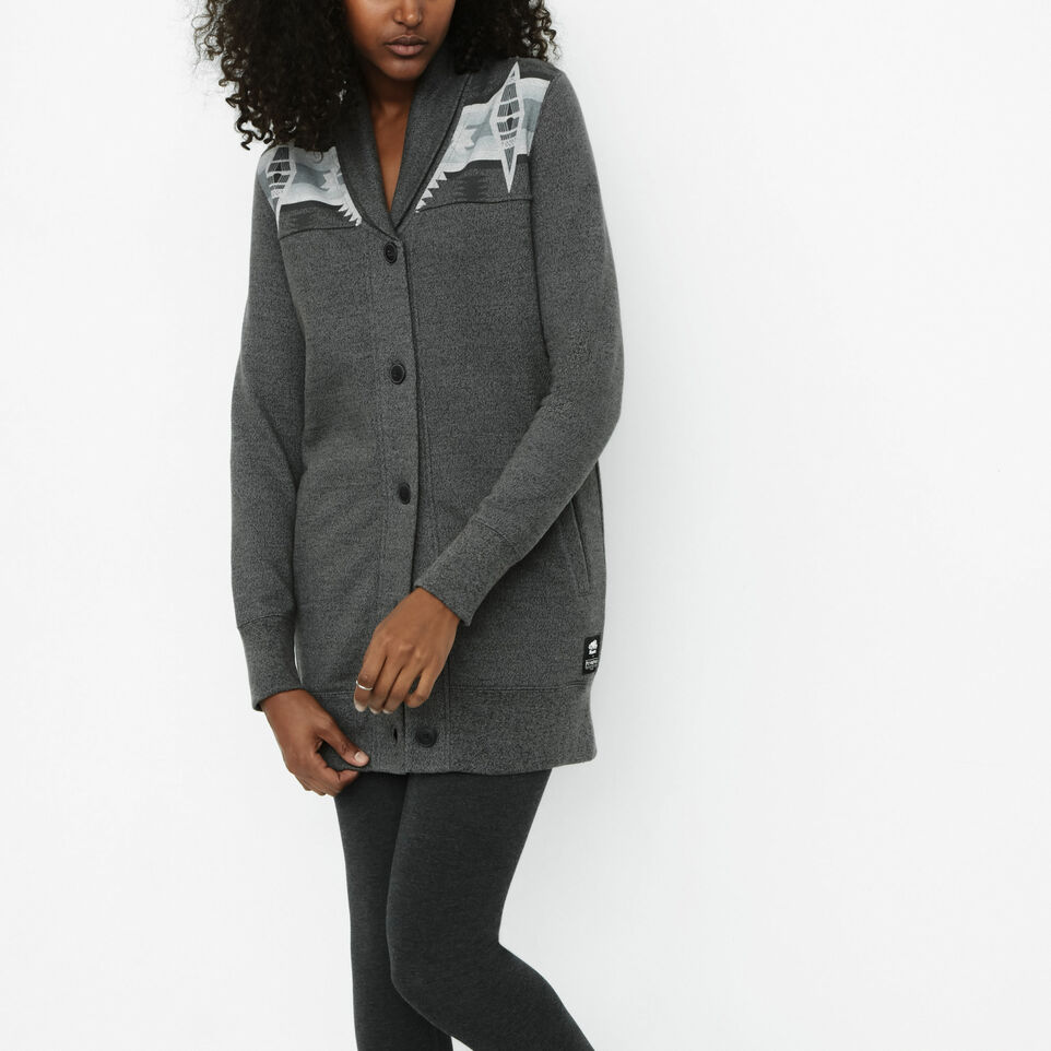 Roots-undefined-Cardigan Roots X Pendelton-undefined-A