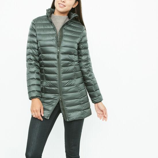 Roots - Responsible Down Long Algonquin Jacket