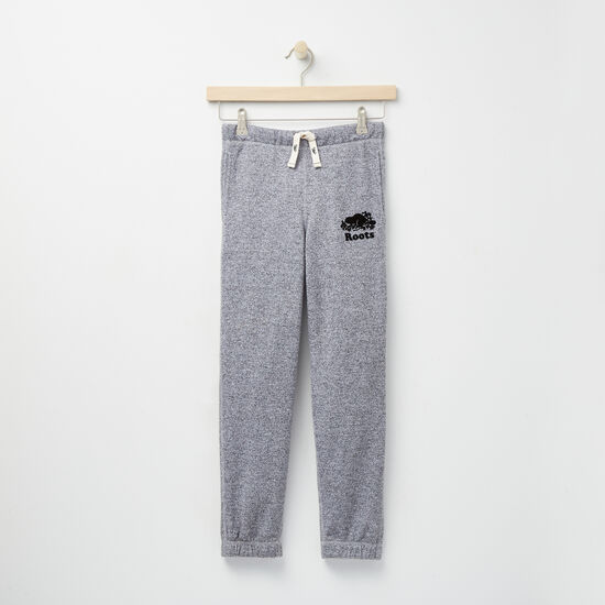 Boys Roots Salt and Pepper Original Sweatpant