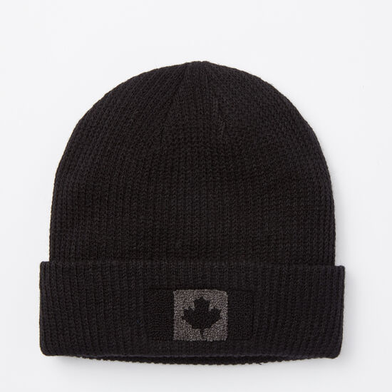 Roots - Chenille Flag Toque