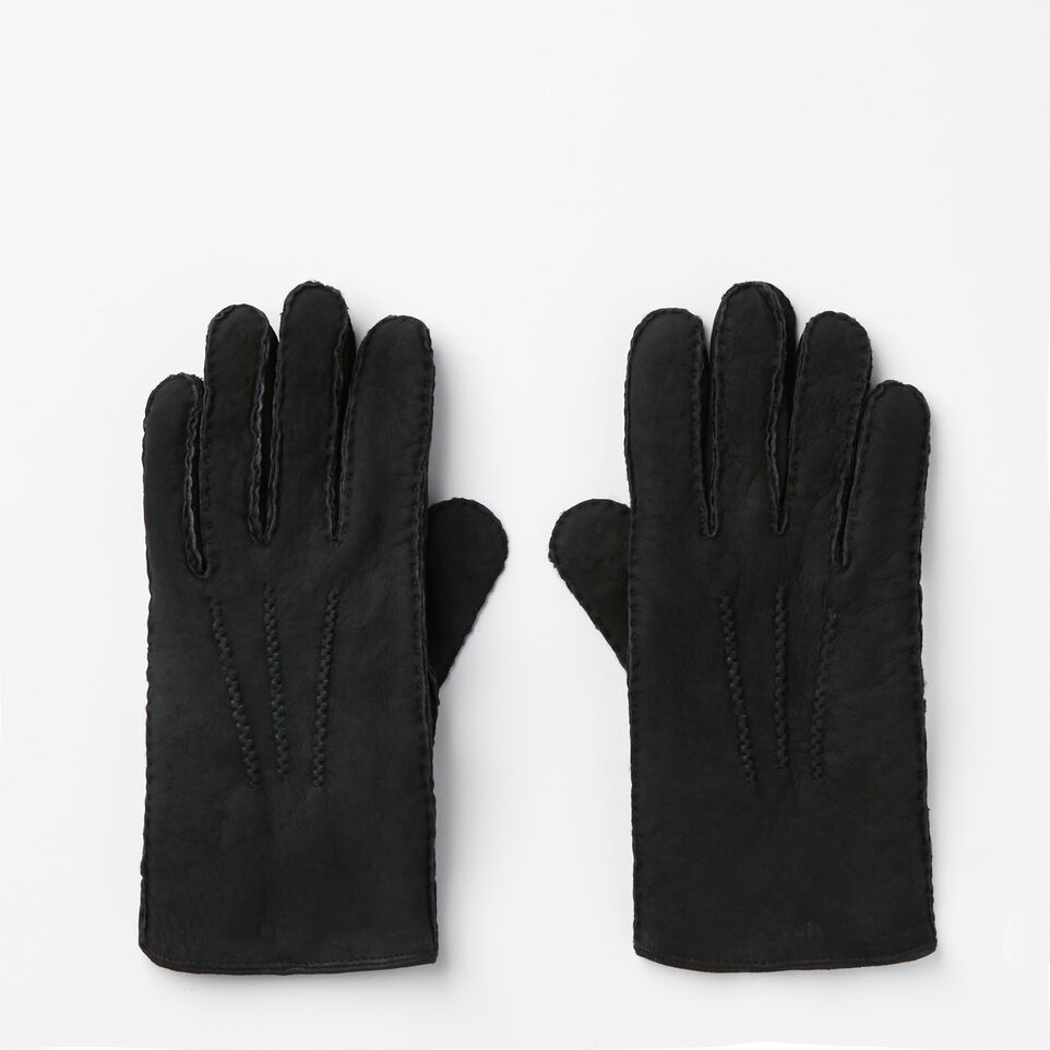 Roots-undefined-Gants Peau Mouton Hommes-undefined-A