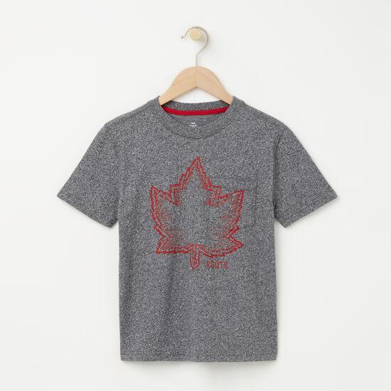Boys Trail Pepper Pocket T-shirt