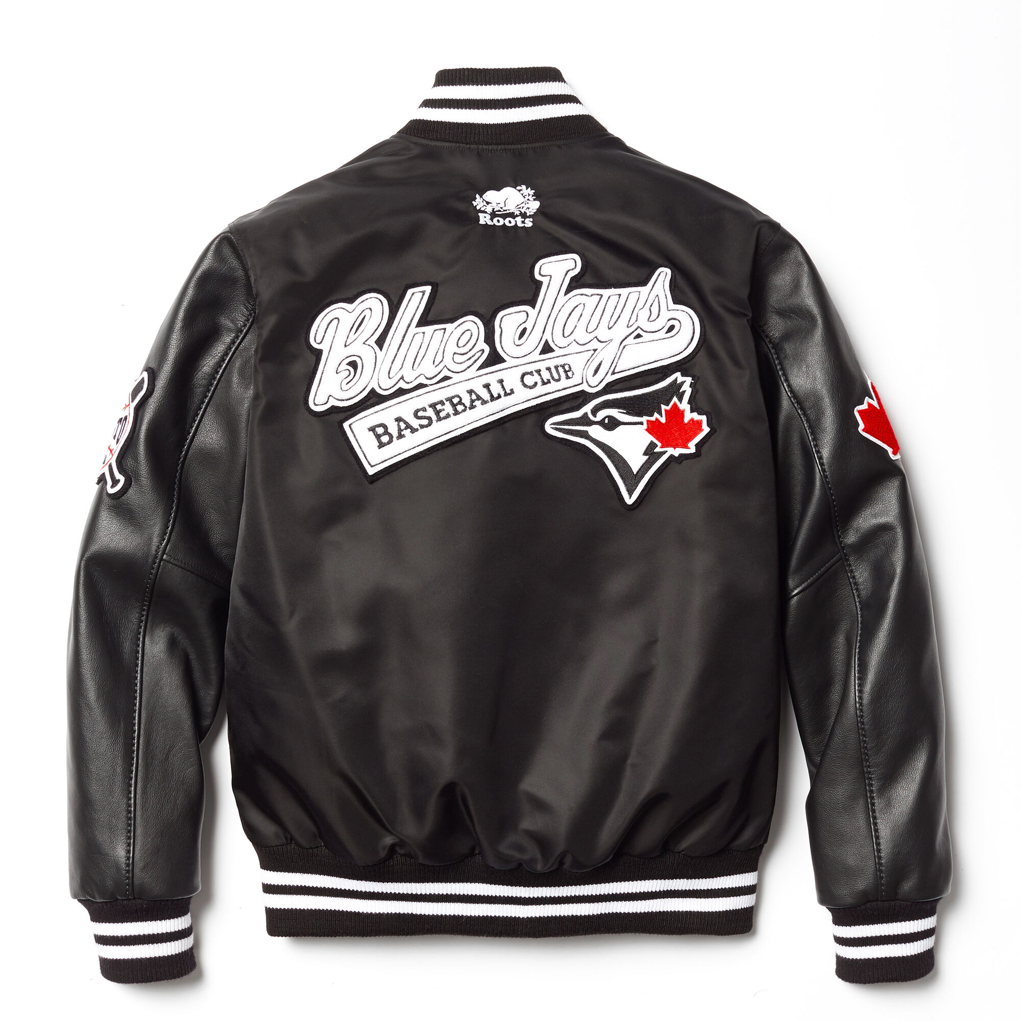 Blue Jays Nylon Jacket