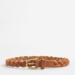 Roots - Braided Belt