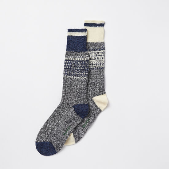 Roots - Melissa Cabin Sock 2 Pack