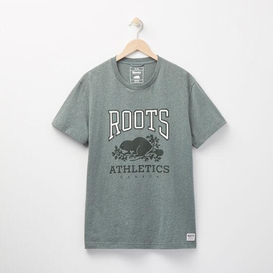 Roots - RBA Melange T-shirt