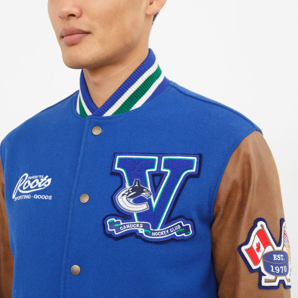 Roots-undefined-NHL Award Jacket Vancouver-undefined-D