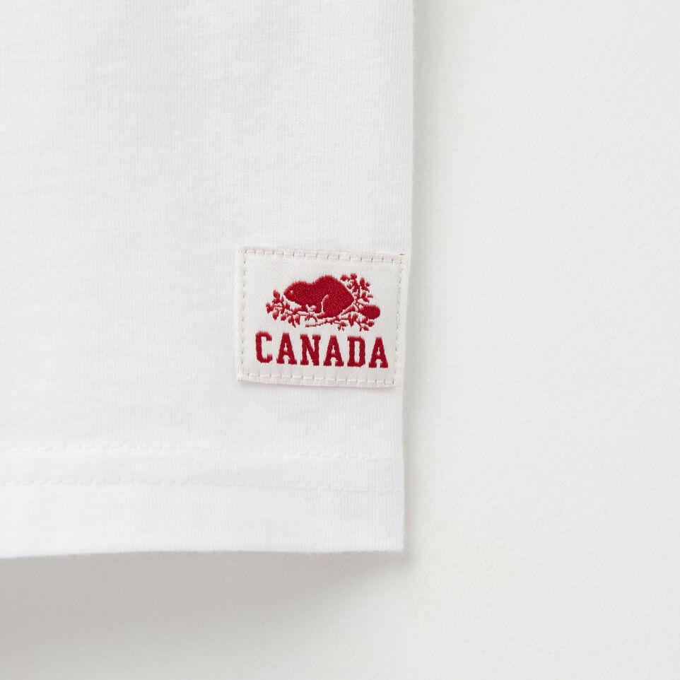 Roots-undefined-Garçons T-shirt Canada Cuivre-undefined-E