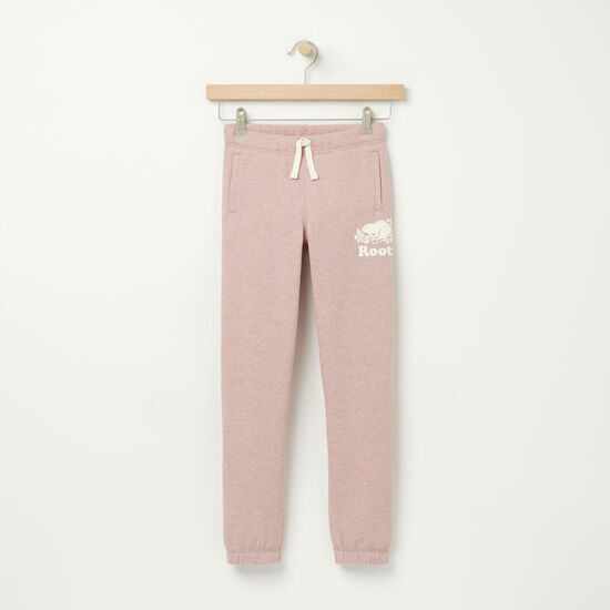 Roots - Girls Cooper Original Slim Sweatpant