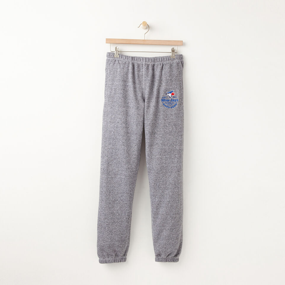 Roots-undefined-Pant Cot Ouat Blue Jays Fem-undefined-C