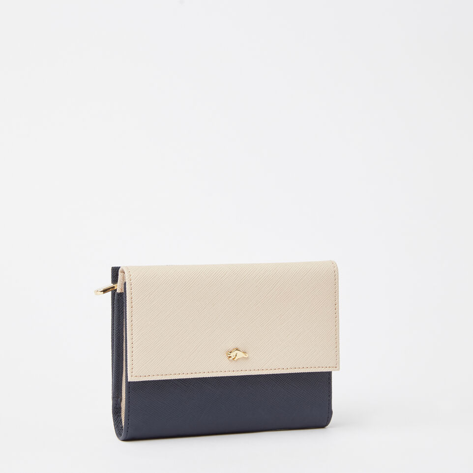 Roots-undefined-Kelly Wallet Saffiano-undefined-D