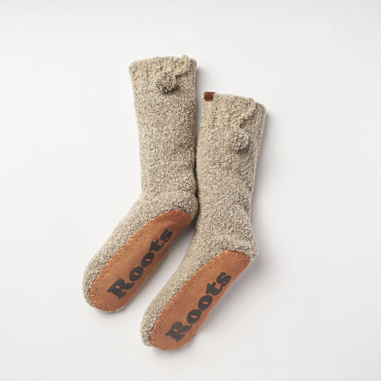 Roots - Womens Cozy Slipper Sock