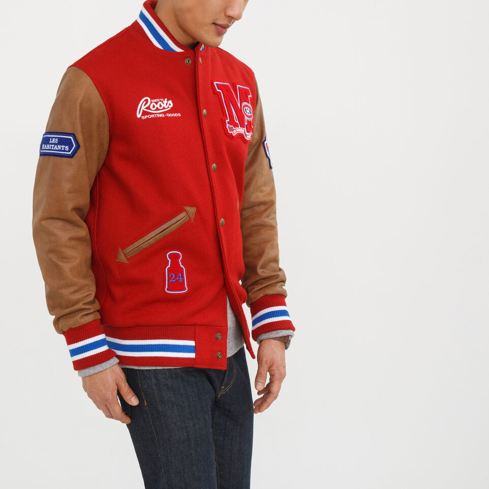 Roots-undefined-NHL Award Jacket Montreal-undefined-B