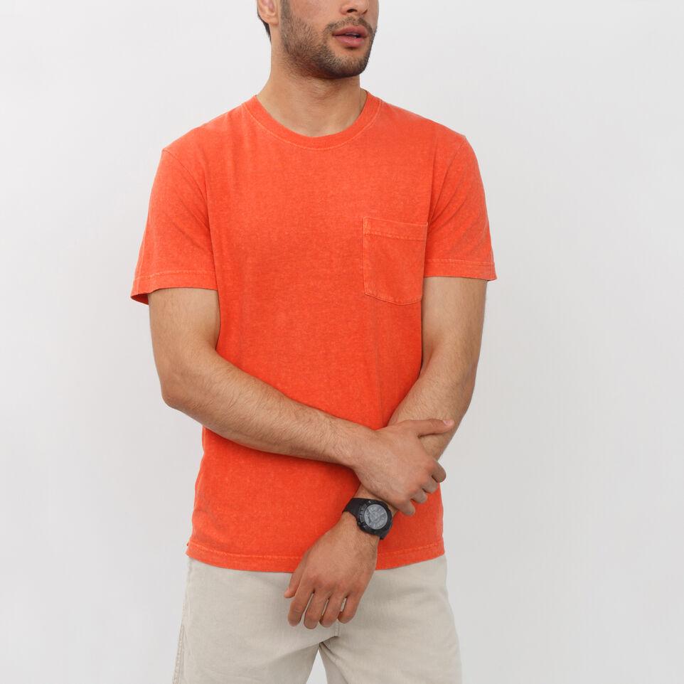 Bowman Hemp Pocket T-shirt