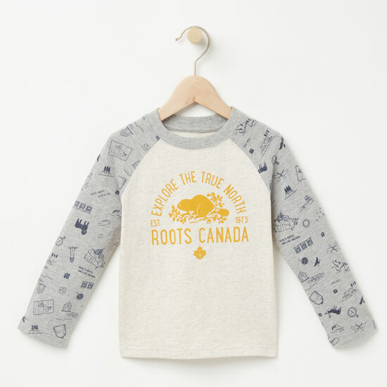 Toddler Max Baseball Top