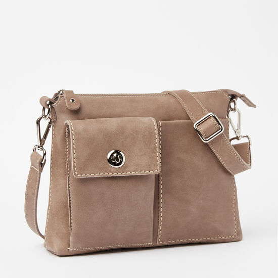 Roots-Women Bags-The Villager Tribe-Fawn-A
