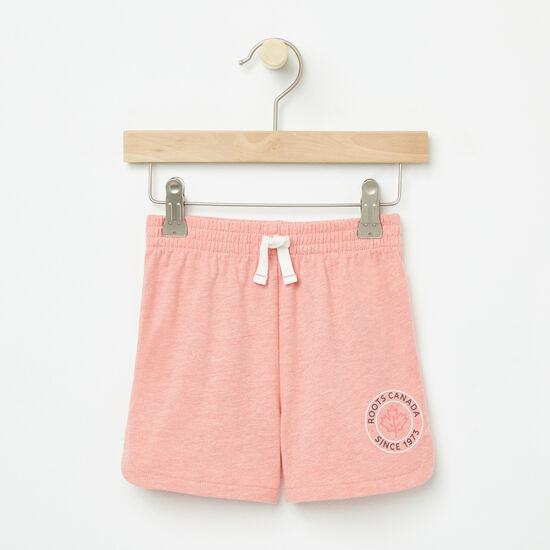 Roots-Kids Toddler Mix & Match 2 For $28-Toddler Lucy Shorts-Peach Blossom-A