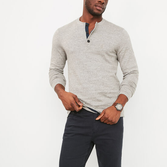 Bonshaw Sweater Henley