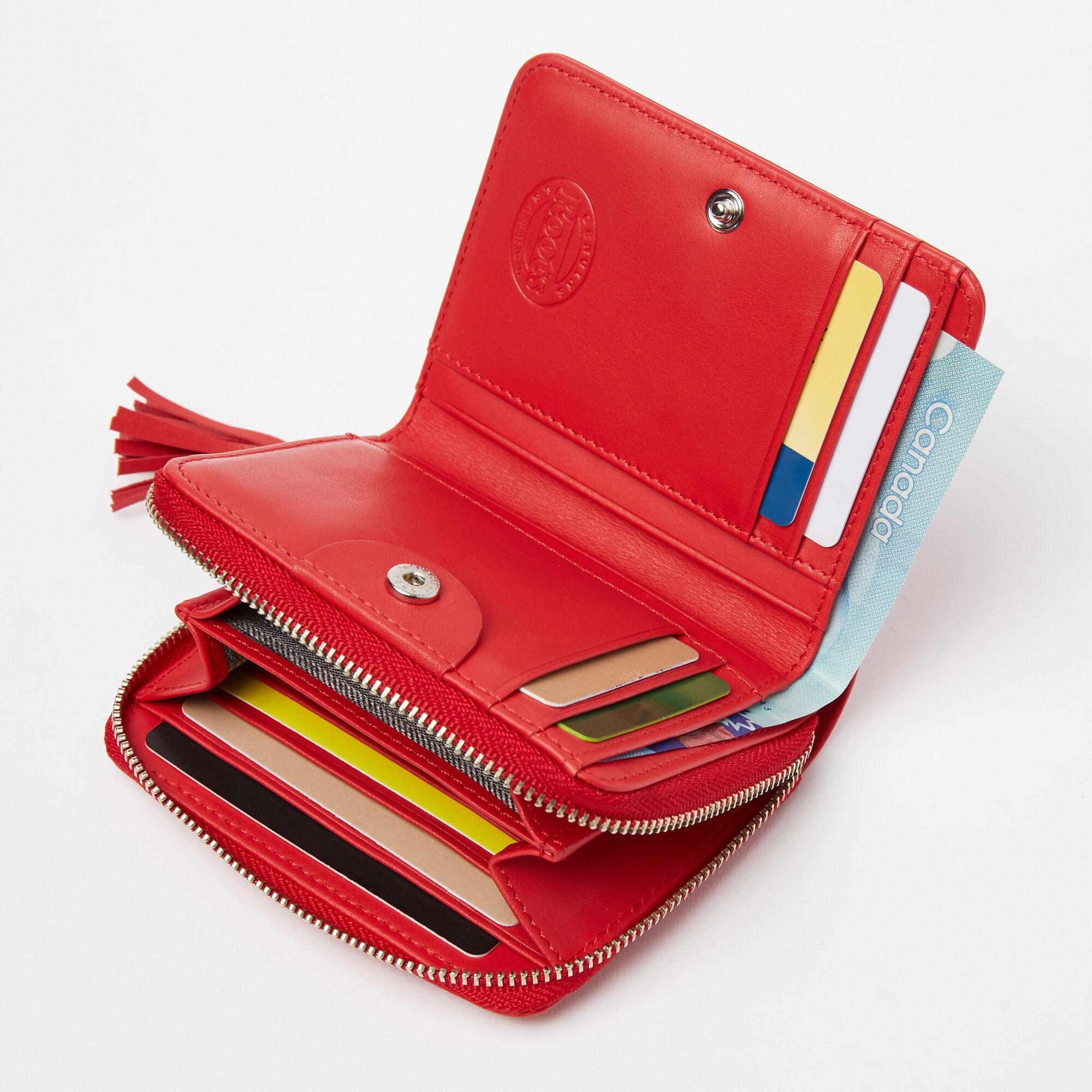 Small Tassel Wallet Bolzano