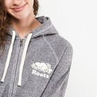 Roots-undefined-Womens Original Full Zip Hoody-undefined-C