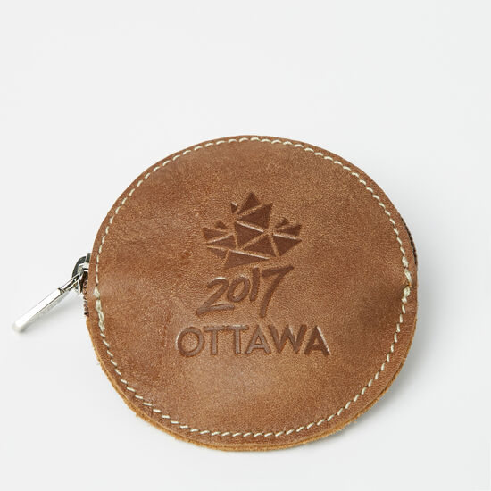 Roots - Ottawa 2017 Coin Pouch Tribe