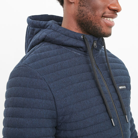 Champlain Quilted Zip Hoody