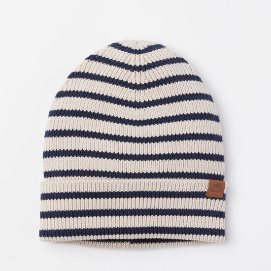 Corbin Stripe Toque
