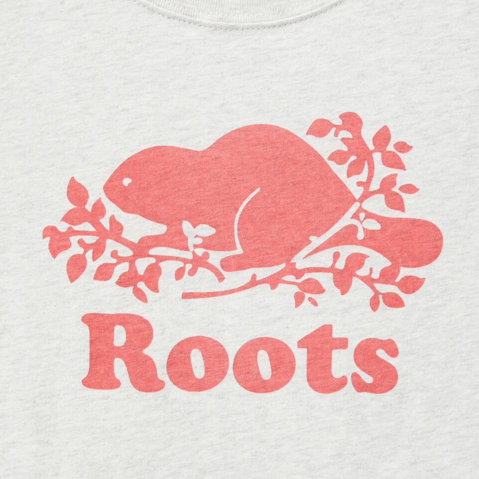 Roots-undefined-Filles T-shirt Cooper Beaver-undefined-C