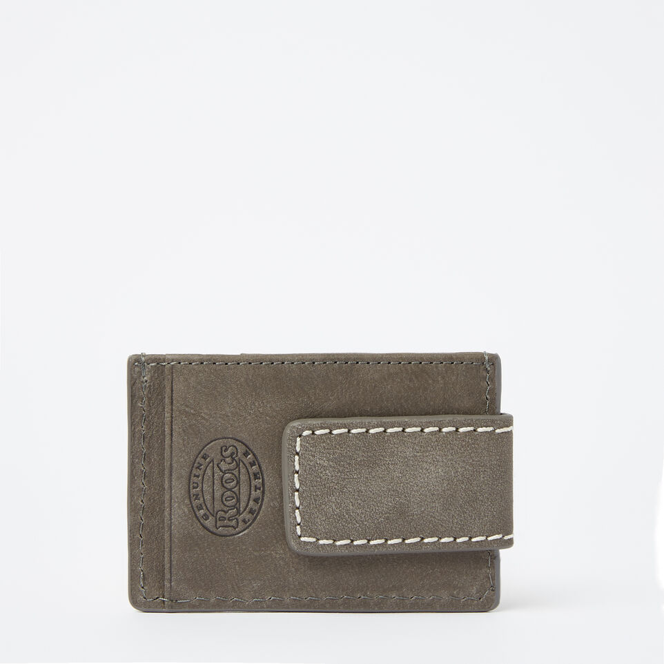 Roots-undefined-Mens Money Clip Card Holder Tribe-undefined-C