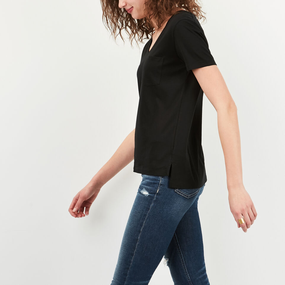 Roots-undefined-Mackenzie Pocket Top-undefined-C