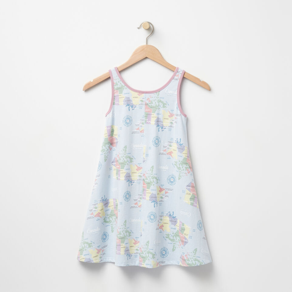 Roots-undefined-Filles Robe Camisole Côtière-undefined-B