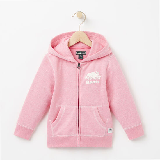 Toddler Colour Pepper Original Full Zip Hoody