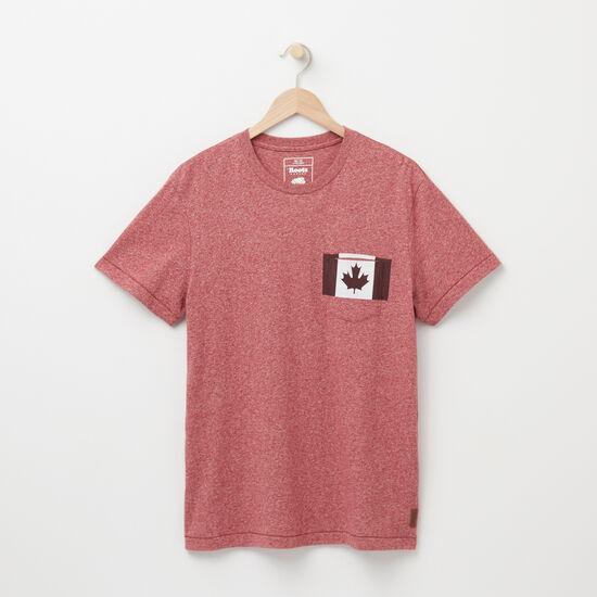 Flag Pocket T-shirt