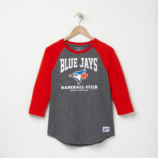 Womens Blue Jays Ballpark Baseball T-shirt