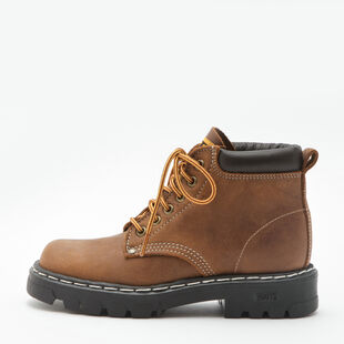 Roots - W Tuff Boots Tribe