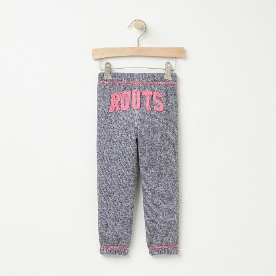 Roots-undefined-Tout-Petits Pant Ajusté Co Orig Poivre Rts-undefined-B