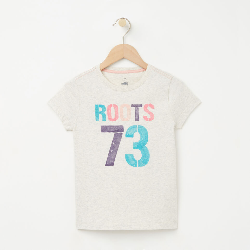 Roots-undefined-Filles T-shirt Roots 73-undefined-A