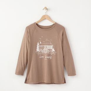 Roots - T-shirt Marée Printanière