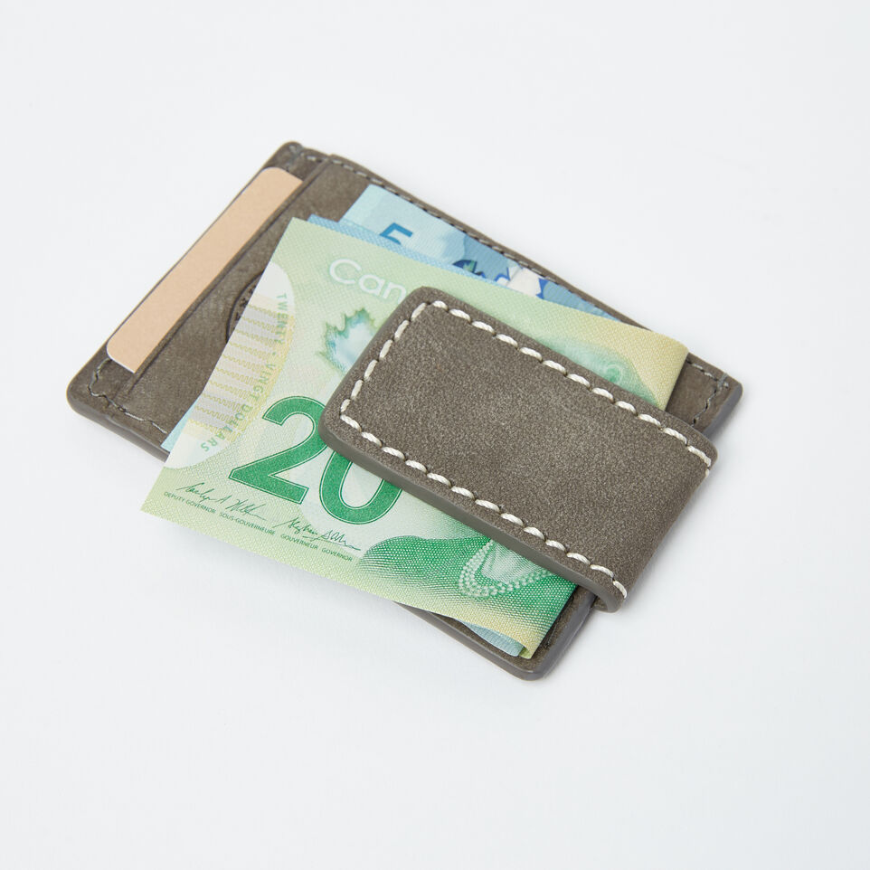 Roots-undefined-Mens Money Clip Card Holder Tribe-undefined-F