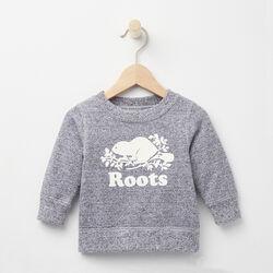 Roots - Baby Roots Salt & Pepper™ Original Sweatshirt