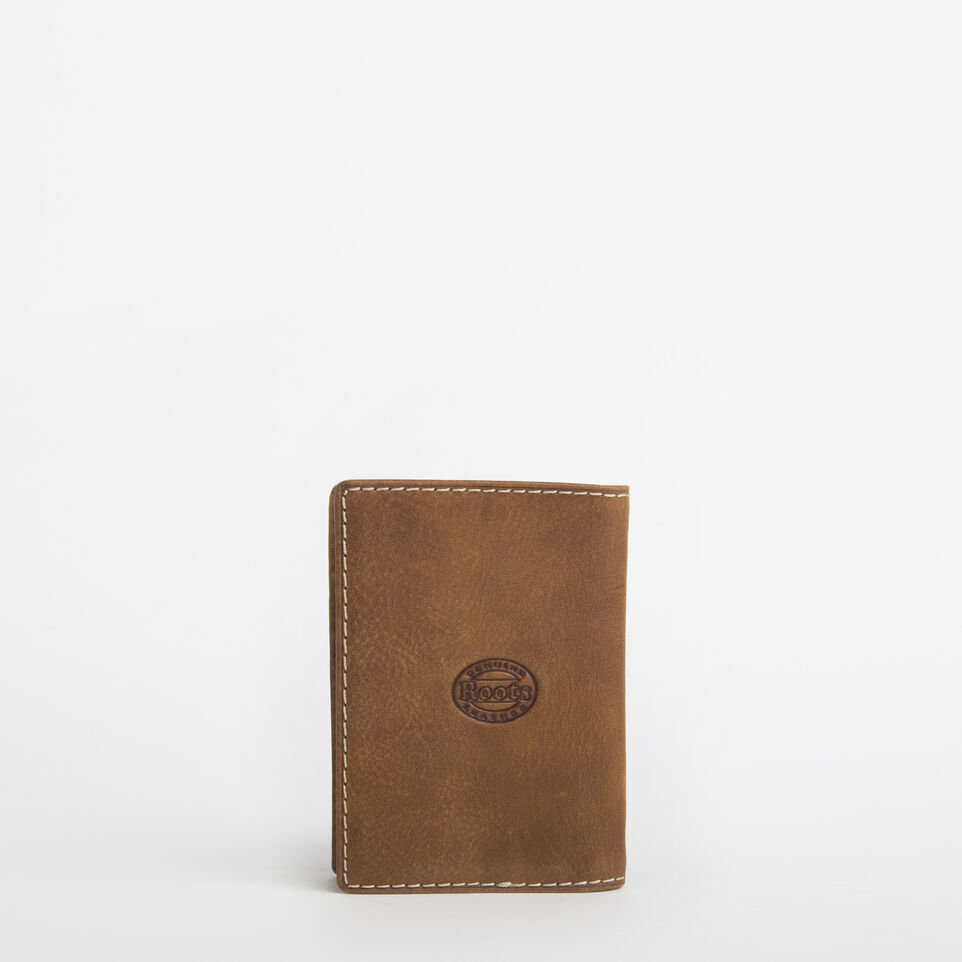 Roots-undefined-Porte-passeport Cuir Tribe-undefined-C