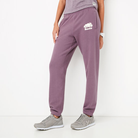 Roots-Women Original Sweatpants-Original Sweatpant-Arctic Dusk-A