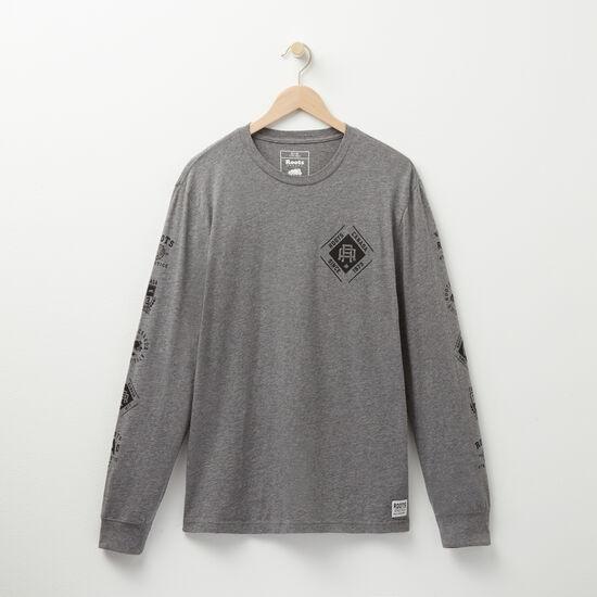 Roots - Award Long Sleeve T-shirt