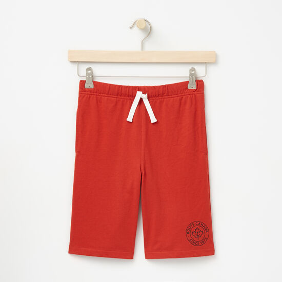 Roots-Enfants Garçons-Garçons Short Bridgewater-Tunique Orange-A